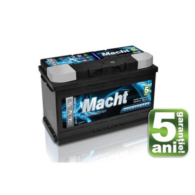 MACHT SILVER POWER 12V 100 Ah