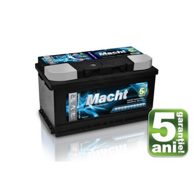 MACHT SILVER POWER 12V 85 Ah