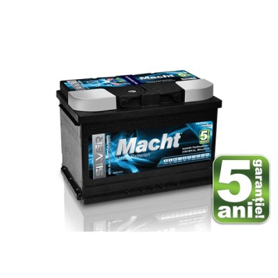 MACHT SILVER POWER 12V 75 Ah