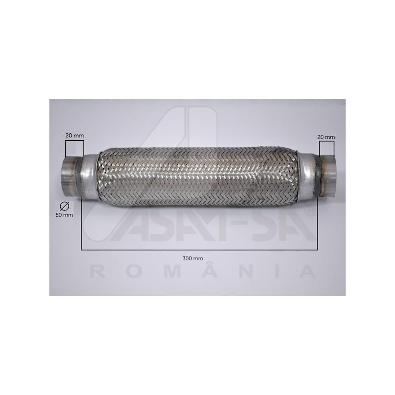 RACORD FLEXIBIL 50X300 MM