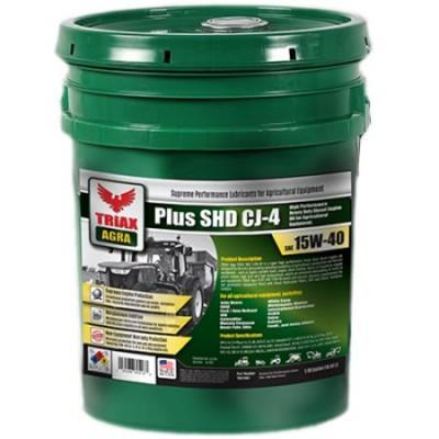TRIAX AGRA PLUS SHD CJ-4 Semi Sintetic (500-600 ore)