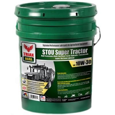 TRIAX AGRA STOU Super Tractor 10w30 Hydraulic / Transmisie / Motor