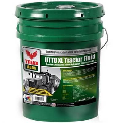 TRIAX AGRA UTTO XL TRACTOR Transmision & Hydraulic