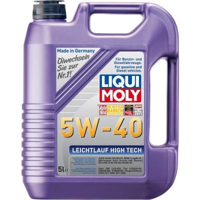 LIQUI MOLY LEICHTLAUF HIGH TECH 5W40 5L