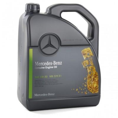 Mercedes 5W30 5L