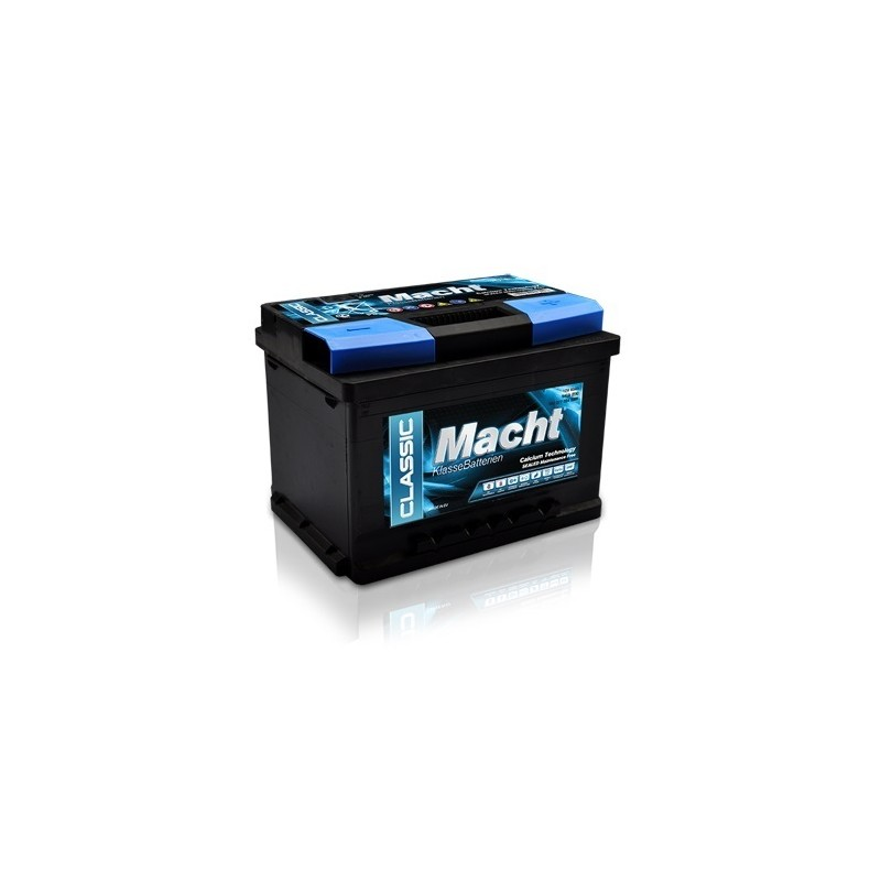 Acumulator auto MACHT CLASSIC 12V 60 Ah 540A