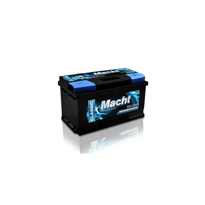 Acumulator auto MACHT CLASSIC 12V 80 Ah 720A