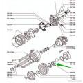 Rulment, compresor aer conditionat 40 x 62 x 22