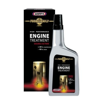 FORMULA GOLD ENGINE- TRATAMENT MOTOR. 500ML