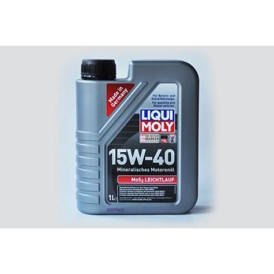 LIQUI MOLY SUP.MOT.OIL+MOS2 15W-40- 1L