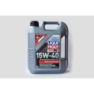LIQUI MOLY SUP.MOT.OIL+MOS2 15W-40- 5L