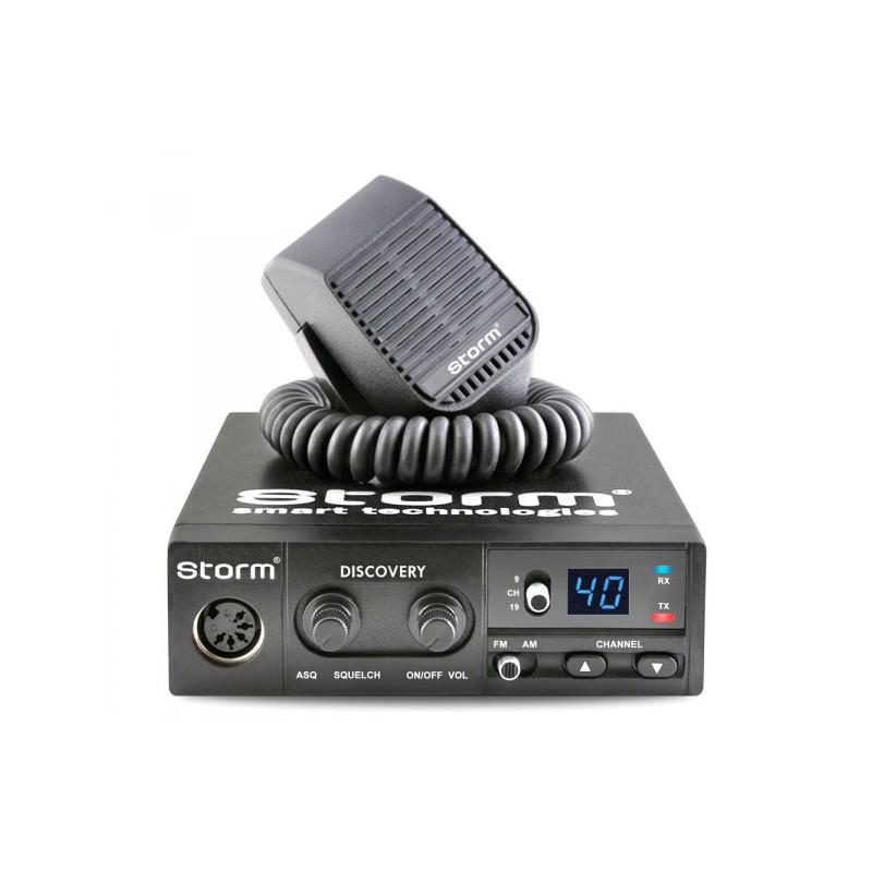 STATIE RADIO CB STORM DISCOVERY 4W